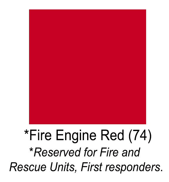 Face Shield usa Fire Engine Red for Fire and Rescue